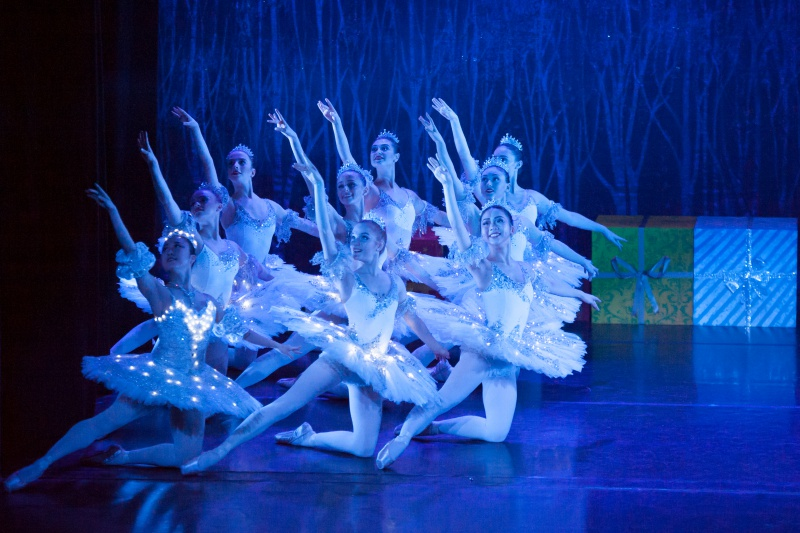 Ballet Central Use Jascar For Stage Transportation