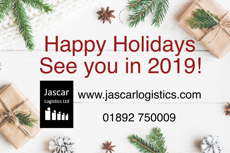 Jascar Wish Clients A Happy Holiday Period
